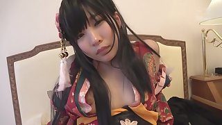 japanese cosplay pellicle