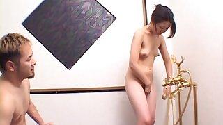 Wild fucking during a nuru massage with peculiar expert Yuriko Takaoka