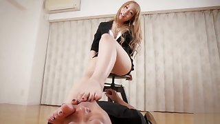 Lick Your Feet And Suck Your Toes Japanesegirl Footjob