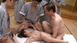 Reina Akitzuki FAN Glorification Sexual congress n FUCK Bus Subdue SERO-0025