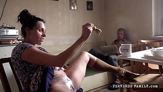 Tacky Czech porn - taboo sex, old and young hardcore