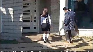 JAV Uncensored - School girl have sex