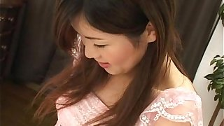 Hot Asian In Pink