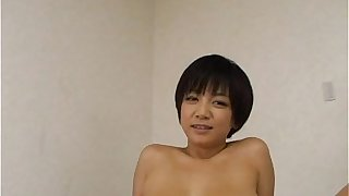 Shaved pussy Asian Meguru Kosaka nailing