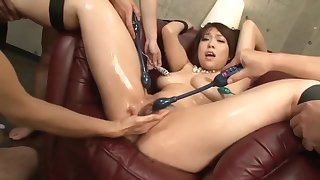 Pulsation Blowjobs Approximately Tokyo JAV UNCENSORED